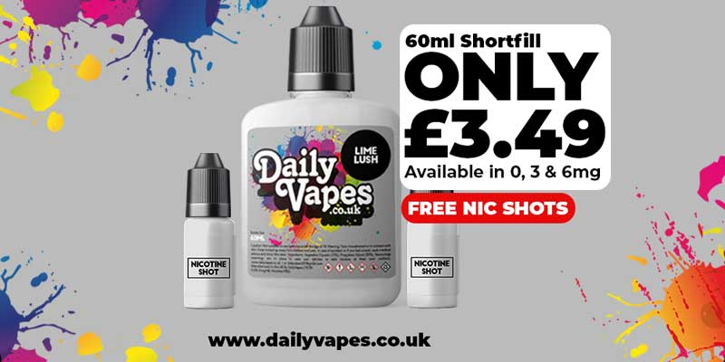 Daily Vapes E-Liquid Deal