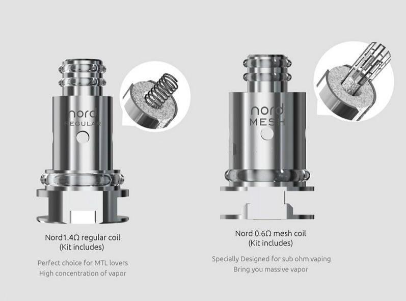 Smok Nord Review - UK Vape Deals